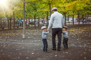 Father Son Hat Set