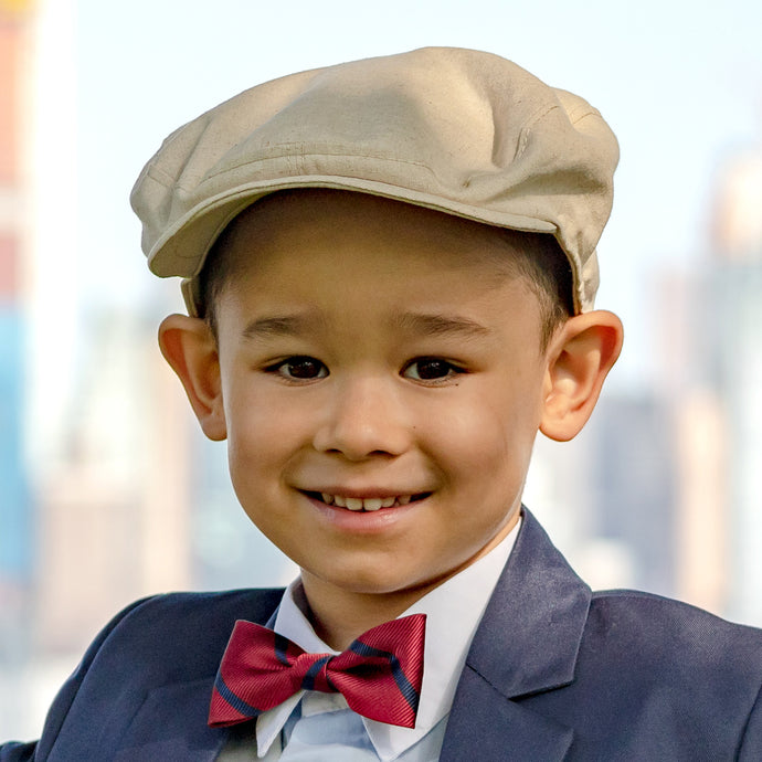 boy ring bearer wedding hat