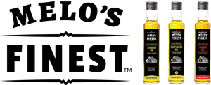 Melo's Finest Cold Pressed Cooking Oils