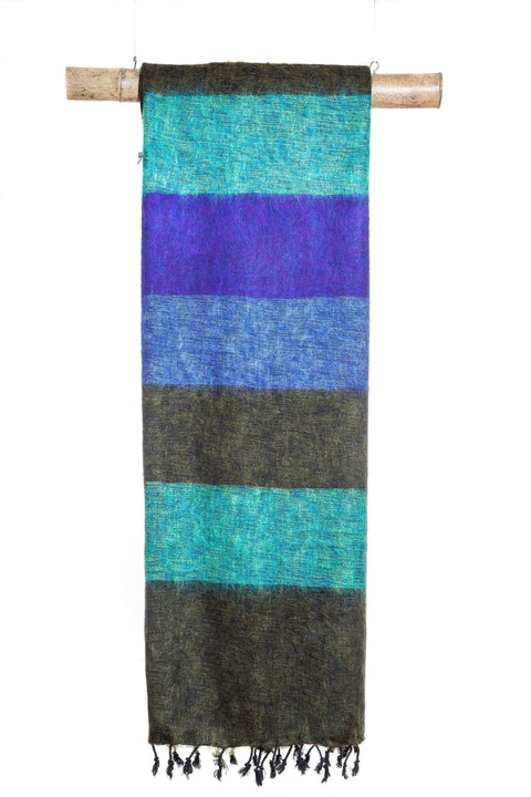 www.thecuriousyak.com Blankets Emerald City Blanket