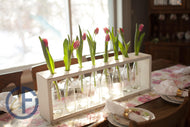Centerpiece Box w/ Vases