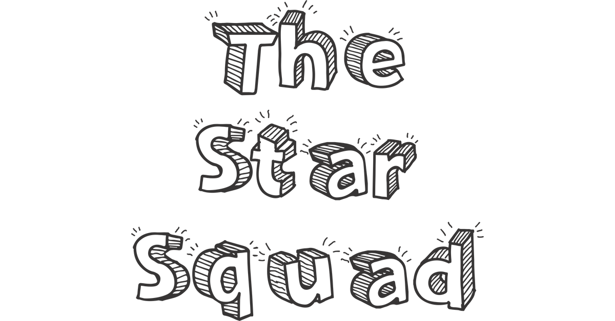 The Toy Heroes The Star Squad