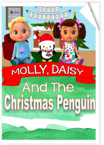 Molly, Daisy, And The Christmas Penguin E-Book
