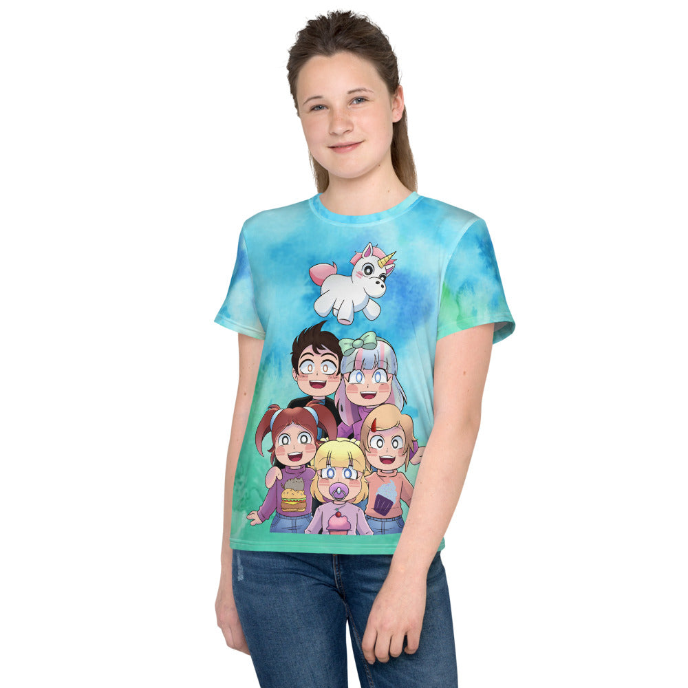Roblox Star Squad All Over Print Shirt