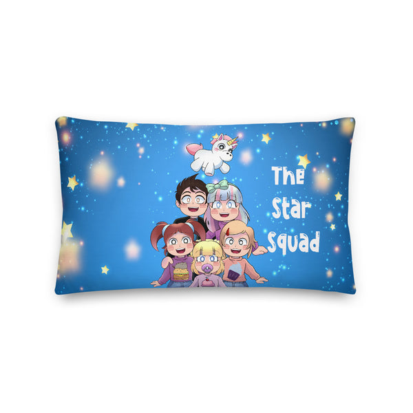 Roblox Youtubers Star Squad Premium Pillow