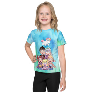 Roblox Star Squad All Over Print T-Shirt