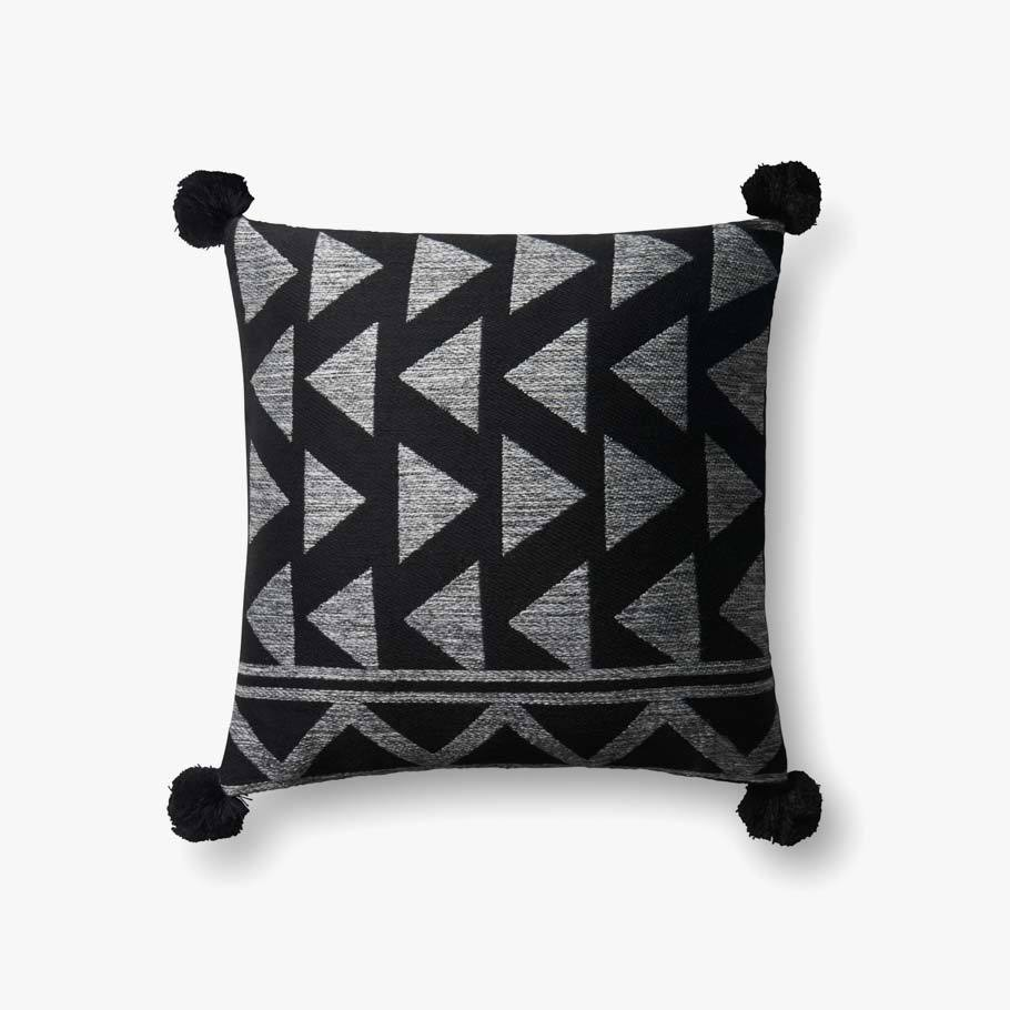 Magnolia Home collection - P0623 BLACK/WHITE