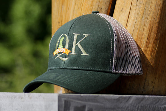 QK Dogs Hat - Twill Mesh Back