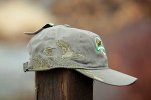 QK Gun Dogs Embroidered Mallard Hat