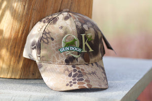 QK Gun Dogs Tan Kryptek Hat