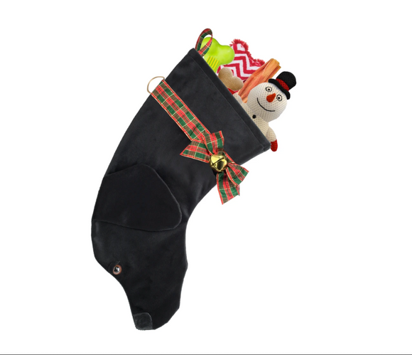 Hearth Hounds Filled Stockings