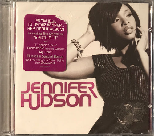 Jennifer  Hudson   R&B CD