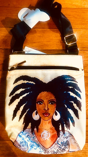 NEW!!! Nubian Queen Travel Purse