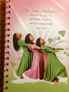 NEW!!!  To Whom Much is Given... Journal