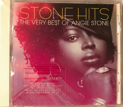 STONE VERY BEST  R&B CD