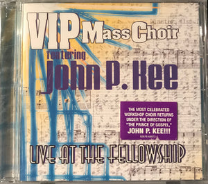 VIP Mass Choir Gospel CD