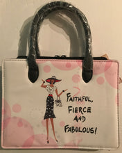 Faithful, Fierce and Fabulous Bible Bag