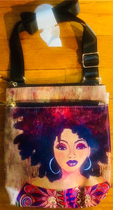 NEW!!! I Am Marvelously Made Travel Purse