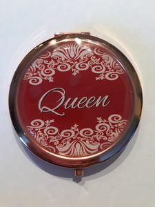 Red Queen Cosmetic Mirror