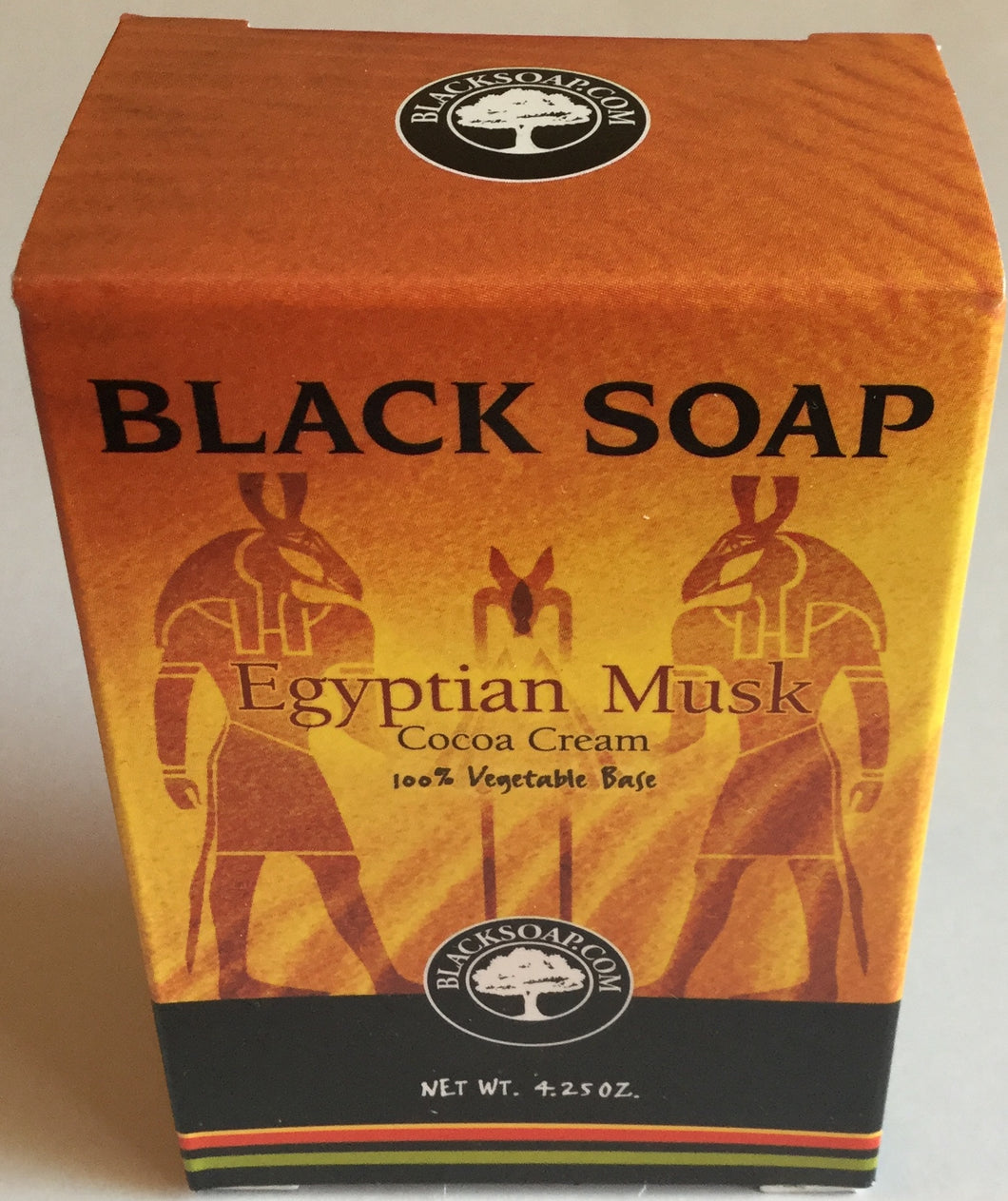 Black Soap Egyptian Musk