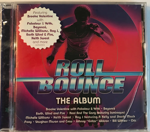 Roll Bounce soundtrack Various artist CD