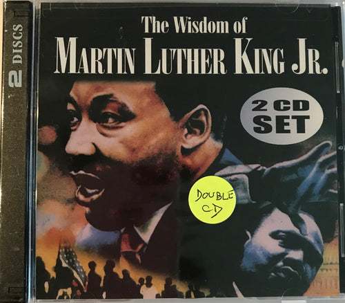 Martin Luther King Junior 2 CD Set