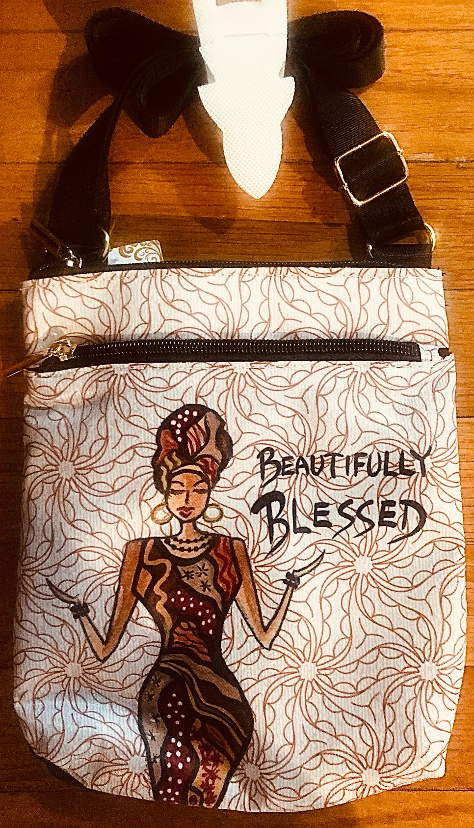 NEW!!! Beautifully Blessed Travel Purse
