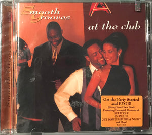 Smooth grooves at the Club  R&B CD