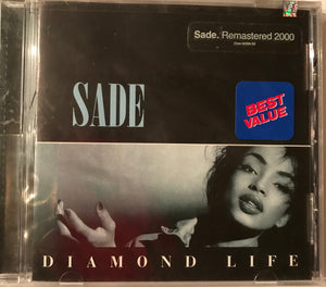 SADE DIAMOND LIFE  CD