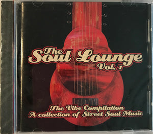 The  soul Lounge vol. 1  Various artist CD
