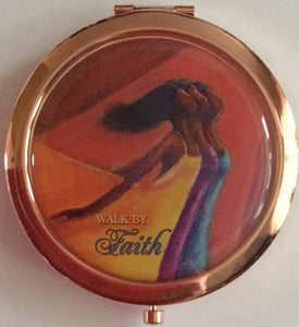 Walk By Faith Cosmetic Mirrors
