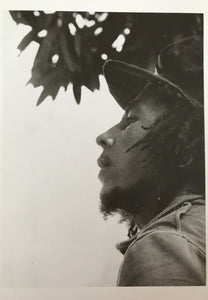 Bob  Marley Post Card