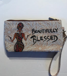 Beautifully blessed, Cosmetic Pouche