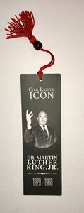 Martin Luther King  Bookmark