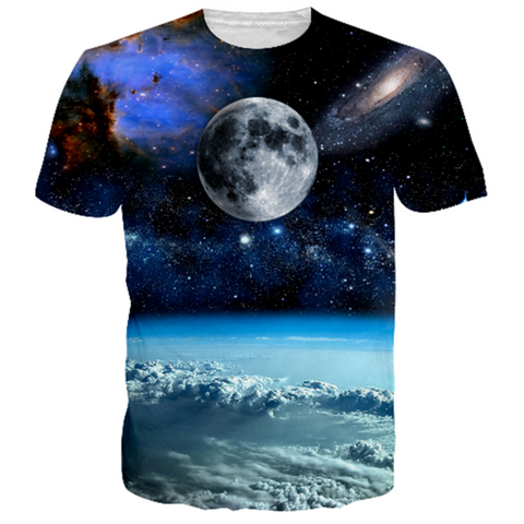 Atmosphere 3D T-Shirt - HoodieArt