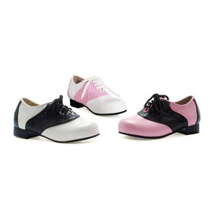 "1"" Heel Saddle Shoe Childrens."