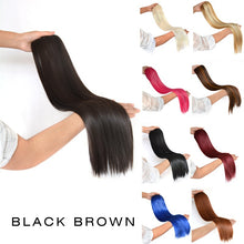 20 Colors! 3 Lengths Available! Straight Heat Friendly Clip In Hair Extensions for Women