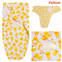 "100% Cotton Soft Baby Swaddle Wrap Blanket Sleeping Bag For 0-12 Months Infant 29.53""*23.62"""