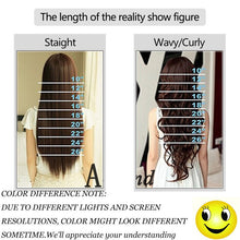 17/24Inch Sexy Long Curly Hair Extension Full Head Clip in Hair Extensions Synthetic Wig