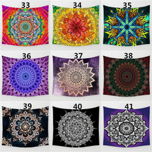 150 X 130CM  Beautiful Geometric Pattern Painting Digital Printing Living Room Tapestry Fashion Decorative Murals