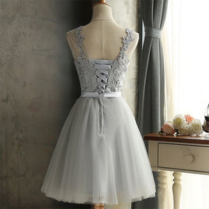 100% Actual Photo Lace Evening Dress Sweet Bestie Skirt Three Colors Bridesmaid Dresses Gauze Skirt