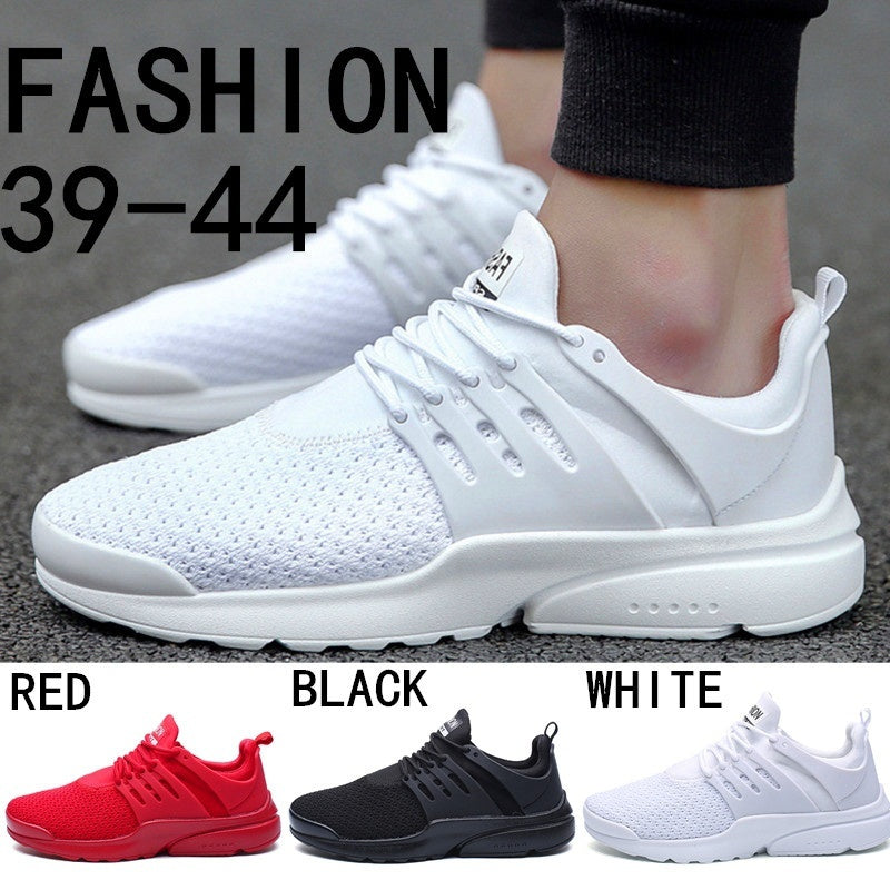 2017 New Fashion Men's Casual Running Sport Shoes Man Breathable Flats Shoes,Climbing shoes