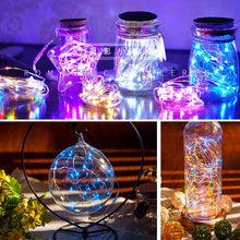 2M String Fairy Light 20 LED Battery Operated Xmas Lights Party Wedding Lamp Fancy Decoration