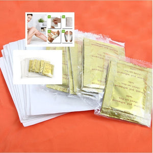 10 PCS Foot Pads GOLD Premium Kinoki Detox  Organic Herbal Cleansing Patches (Size: 10pcs, Color: White)