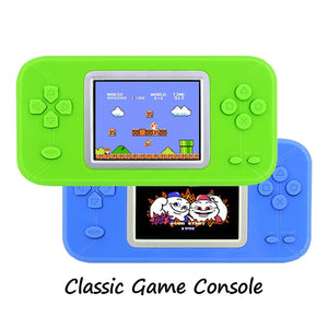 cute candy game console with 200 classic games fc nes games pocket