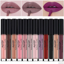 12 Colors Long Lasting Waterproof Ultra Matte Liquid Lipstick Moisturizer Beauty Makeup