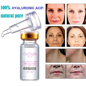 Moisturizer Anti Aging Anti Wrinkle Liquid Lift Face Cream Hyaluronic Acid Serum Instantly Ageless Products