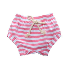 2017 Baby shorts Toddler Kids Newborn Baby Girls Boys Print Baby Striped Bread Shorts summer kids clothes