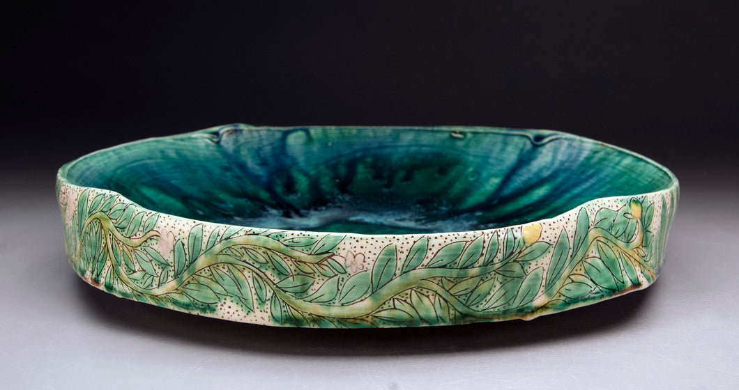 Serving Dish - Laura Nave - SOLD