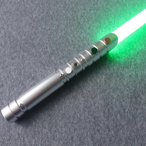 Aluminum Simple Saber Hilt